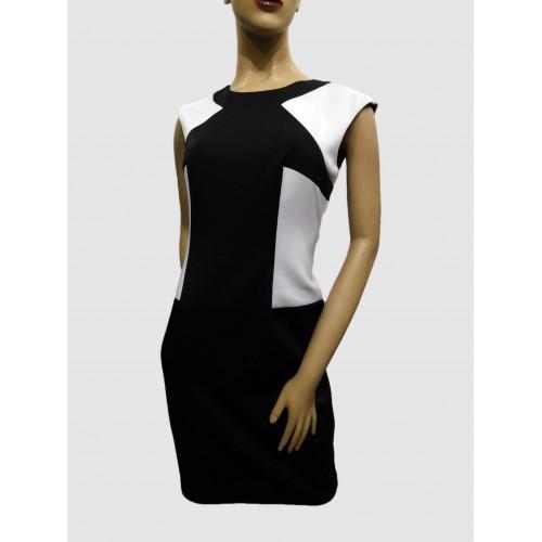 Vestido marca R&M Richards Talla 10