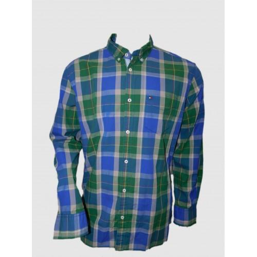 Camisa marca Tommy Hilfigher Talla XL