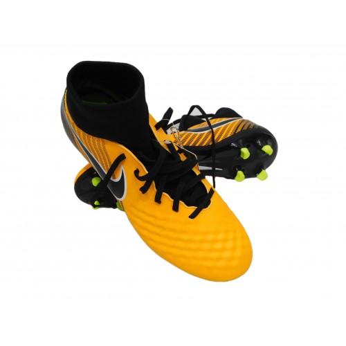 Guayos Nike amarillos