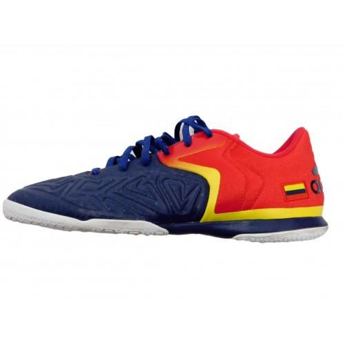 Zapatillas Adidas Azul Amarillo Rojo