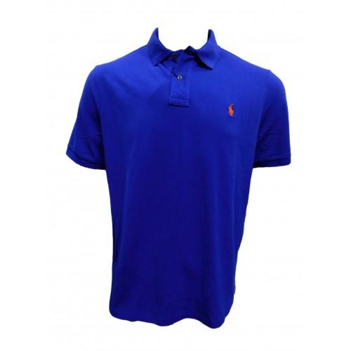 Polo maca Polo Ralph Lauren azul