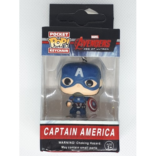 Llavero Capitan America