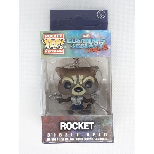 Llavero Rocket Guadrianes de la Galaxia