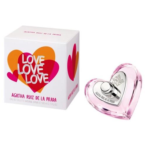 Perfume Agatha Ruiz de la Prada - Love love love