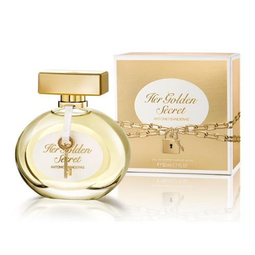 Perfume Antonio Banderas - Her Golden Secret