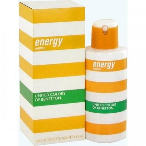 Perfume Benetton - Energy