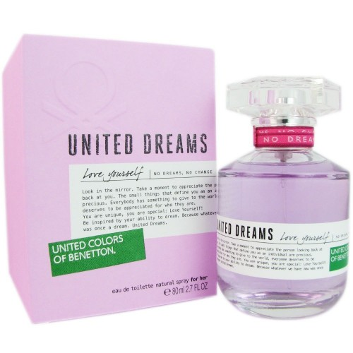 Perfume Benetton Dreams - Love Yourself