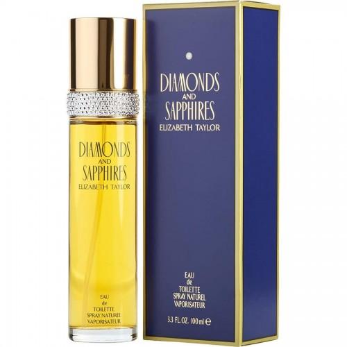 Perfume Elizabeth Taylor - Diamond & Saphires