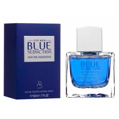 Colonia Antonio Banderas - Blue Seduction