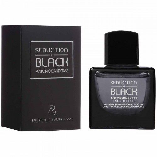 Colonia Antonio Banderas - Seduction in Black