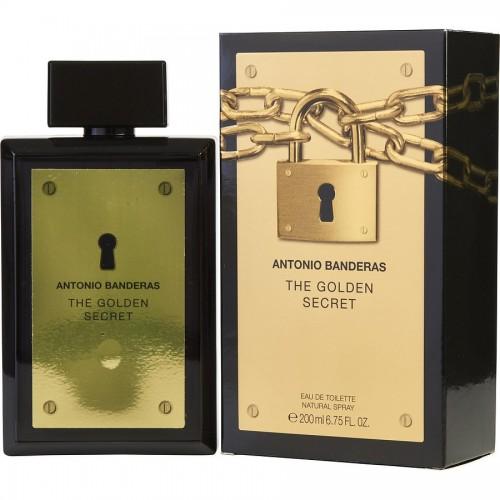 Colonia Antonio Banderas - Secret Gold New