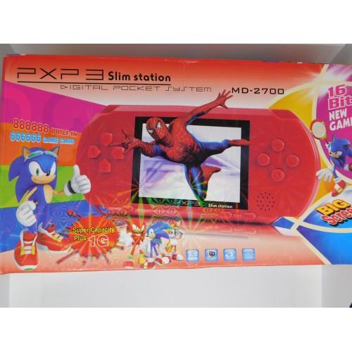 Videojuego Portátil Sega - Pxp3 16bites -emulador De Sega