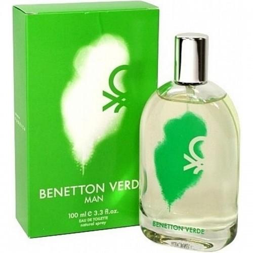 Colonia Bennetton - Verde