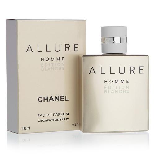 Colonia Chanel - Allure Blanche