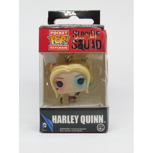 Llavero Funko Harley Quinn