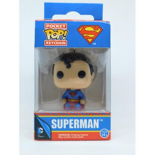 Llavero Funko Superman