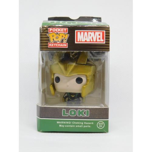 Llavero Funko Loki