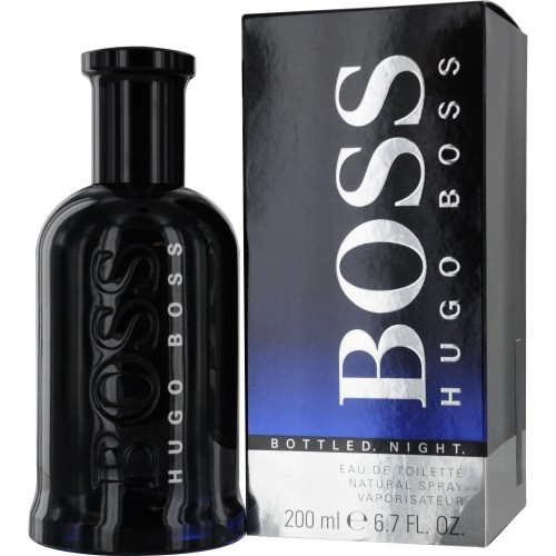Colonia Hugo Boss - Bottle Night