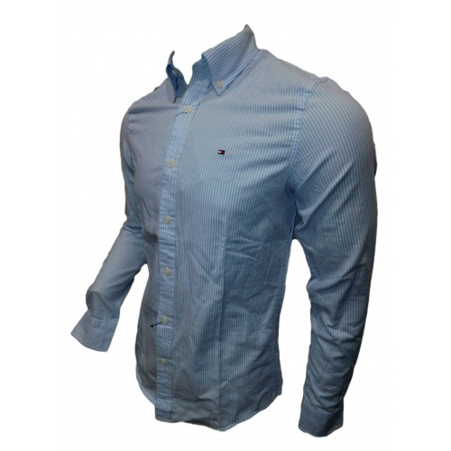 Camisa marca Tommy Hilfigher Talla XS