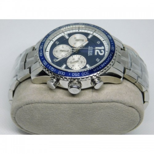 Reloj para hombre marca Guess TACHYMETER Azul