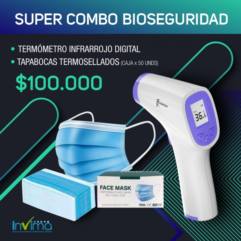Super Combo Bioseguridad